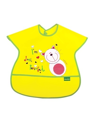 Baby Jem Mama Önlüğü Sarı